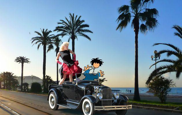 En balade à Nice