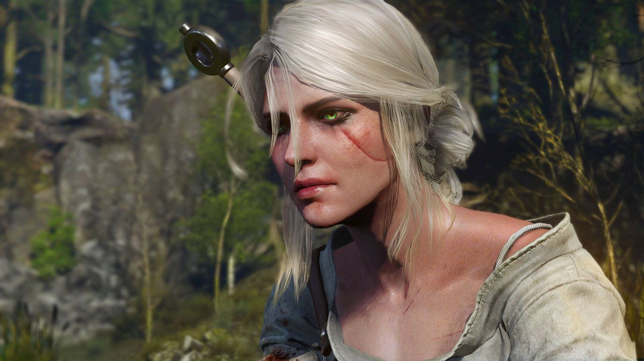Jeux video: The Witcher 3 : Ciri sera un personnage jouable ! #PS4 #XboxOne
