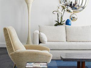 L'appartement blanc de Sarah Lavoine