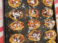 Abricotines ( avec une pâte vraiment très  originale )