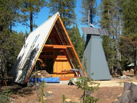 Album - A-frame-Californie