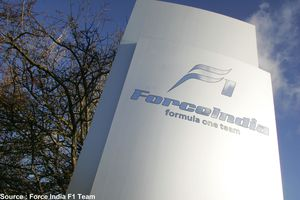 Sahara Force India signe avec trois nouveaux fournisseurs