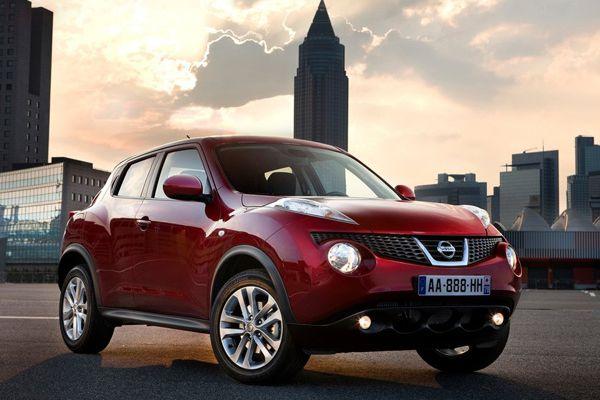 Nissan Juke Tarifs 2012