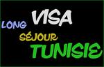 TUNISIE, DOCUMENT VISA LONG SEJOUR CONJOINT DE FRANCAIS