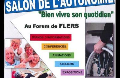 Salon de L'Autonomie à FLERS au Forum Rue du Collège