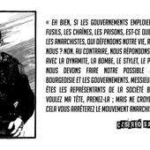Vaillant, Caserio et l'assassinat de Sadi Carnot, président de la République française