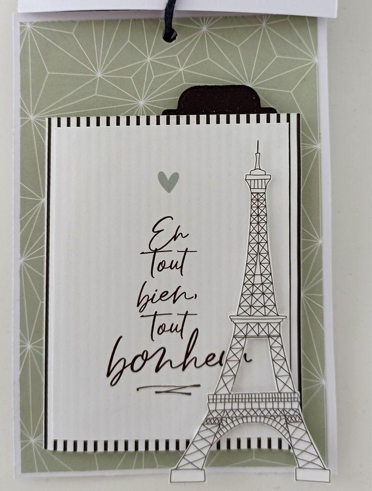 """Val 49 : mini-album """"Paris"""""""