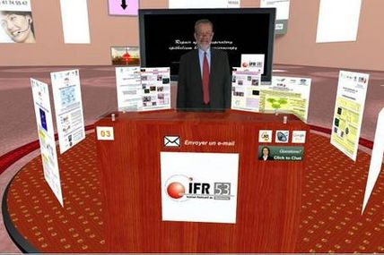 IFR 53 : 3DTC's exhibitor it's your turn