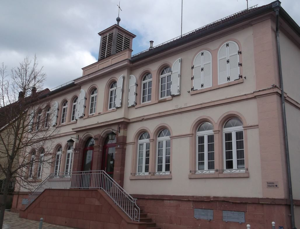 SCHWEIGHOUSE-THANN : REININGUE ET OELENBERG (R 413) - 14,6 km - D+56 m - 3 h - 2/6