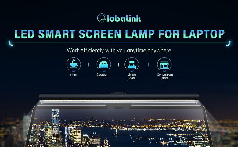 barre-eclairage-ordinateur-globalink-led-smart-screen-lamp