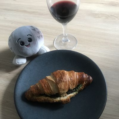 Recette Disney : le croissant aux escargots du Food and Wine Festival, Epcot, Walt Disney World