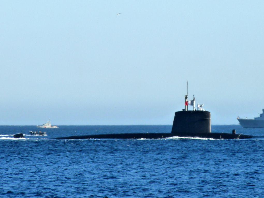 PERLE  S606 , sous marin nucléaire d'attaque - SNA