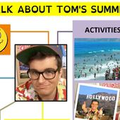 HOW WAS YOUR SUMMER? - 3e