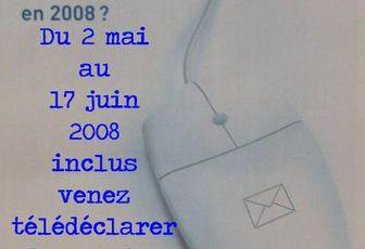 Télé déclaration 2007