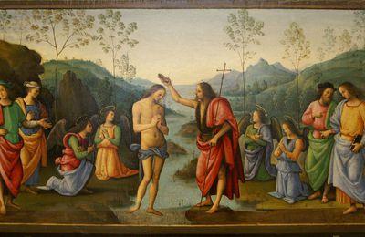 Homélie du dimanche de la fête du Baptême du Seigneur par l'abbé Amaury du Fayet de la Tour
