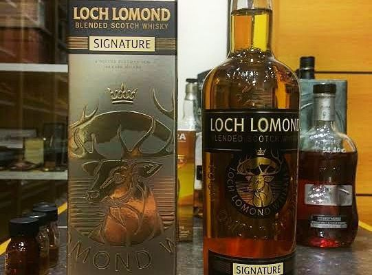 Loch Lomond Duo.