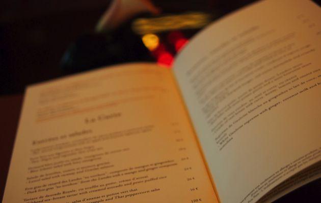 Goûter à la cuisine de Rougui Dia au Vraymonde / Buddha Bar