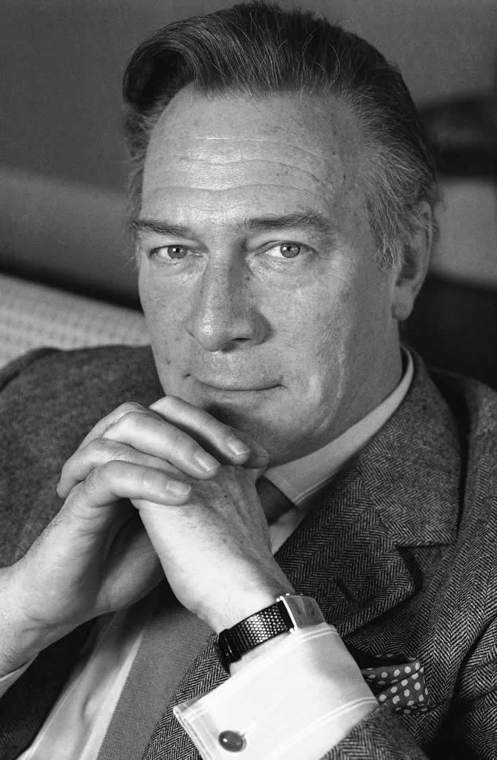Christopher Plummer, le 30 mai 1988. (Marty Reichenthal/AP)