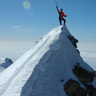 N'acceptez jamais la défaite. Vous êtes sans doute à un pas de la réussite ! L'obstination est le chemin de la réussite.