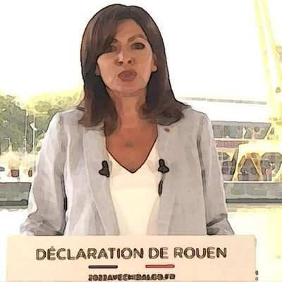 Élysée 2022 (4) : Anne Hidalgo, candidate PS, faute de mieux