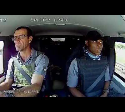 Afrique du Sud: des convoyeurs de fond en plein braquage
