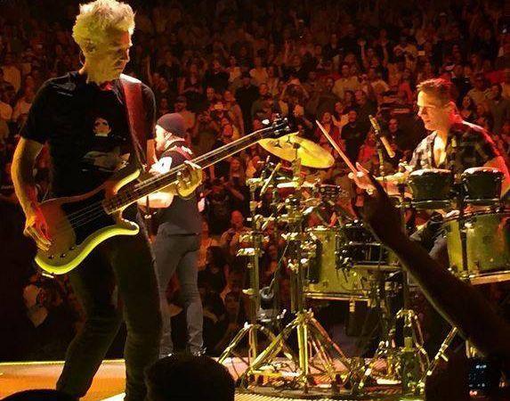 U2-New York-Madison Square Garden-18/07/2015