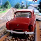 SIMCA ARONDE P60 MONTHLERY 1958 DINKY TOYS MECCANO 1/43 - car-collector.net