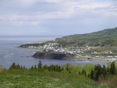 Nouvelles randonnées en Gaspésie...