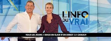 Media / TV : «L'Info du vrai» de Canal+ s'arrêtera à la fin de la saison 2021