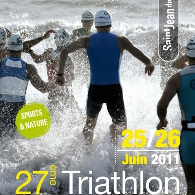 Triathlon de Saint Jean de Monts : J - 5