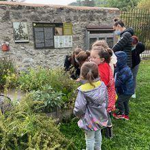 Barrême Le Petit Botaniste à la maternelle