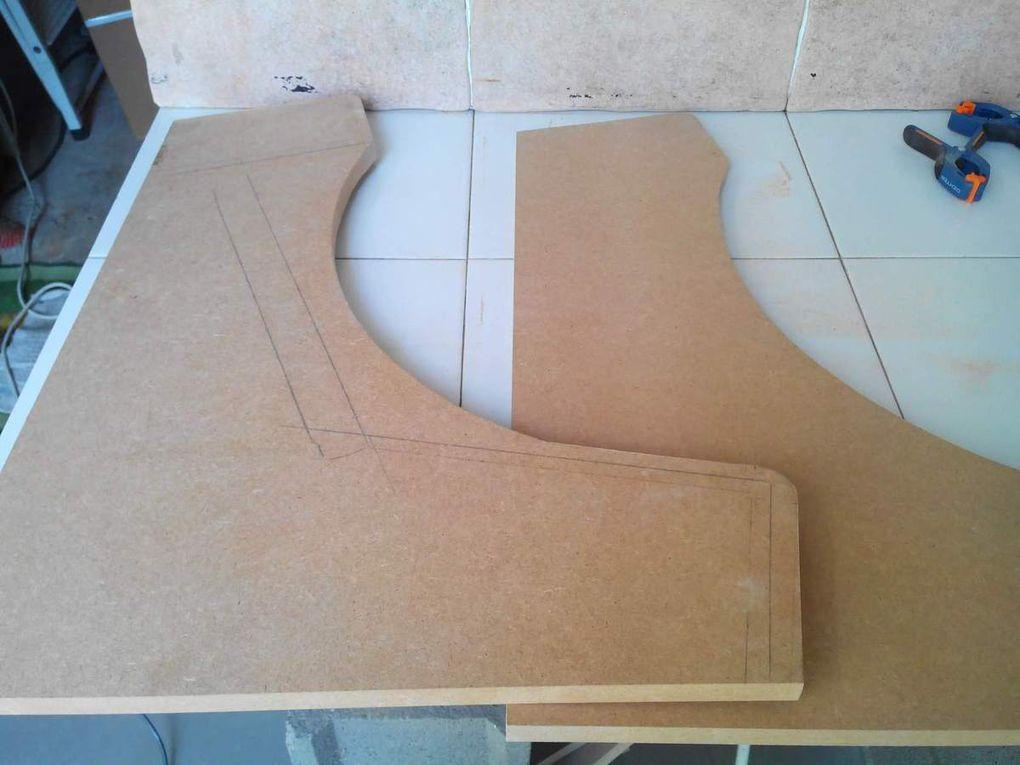 Tuto : Fabrication d'un Bartop.