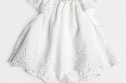 Lace Baby Set - COLL