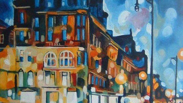 L'atelier de peinture - Grenoble