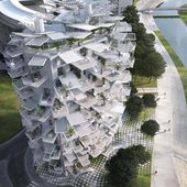 sou fujimoto to construct the second architectural folly of the 21st century - designboom | architecture & design magazine