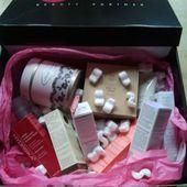 Bon plan pour Noel la Chrismas Beauty box des grandes marques des produits bio à s'offrir ou à offrir