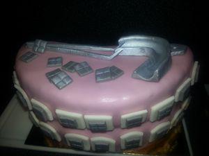 Gâteau Orthodontiste - Angel's Kitchen