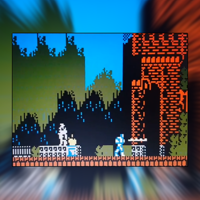 CASTLEVANIA SUR INTELLIVISION, POSSIBLE?