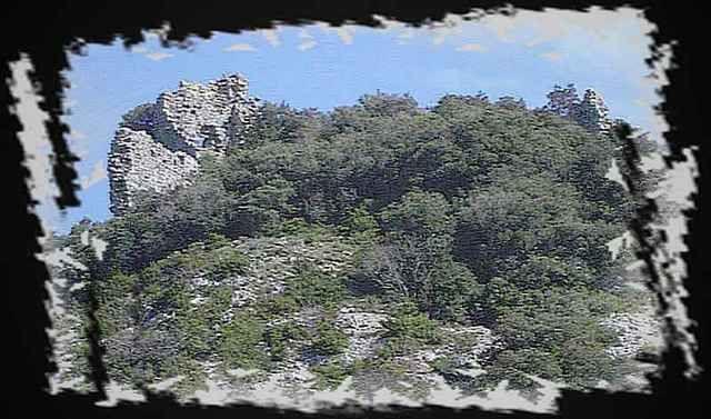 Diaporama des 2 châteaux de Fenouillet