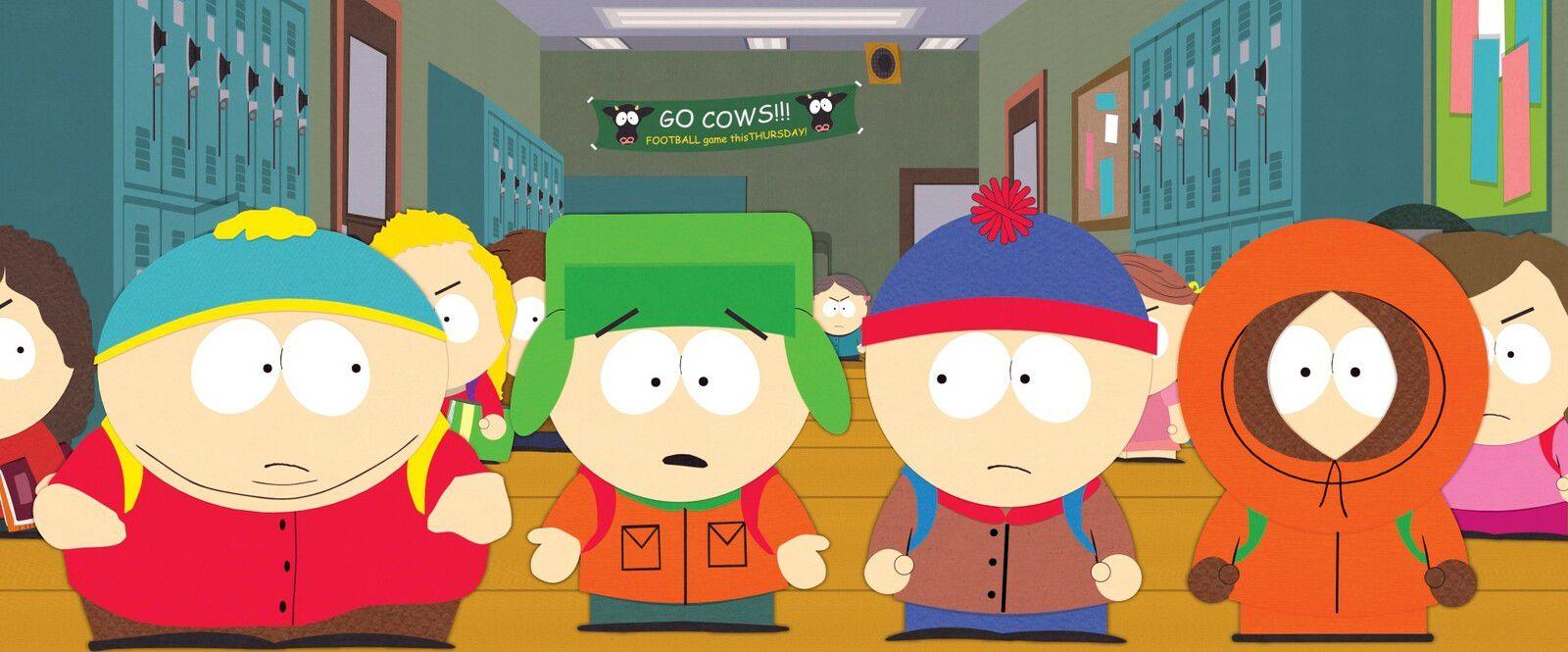 South Park s'empare des samedis soirs de Comedy Central