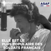 """Découvrez le premier clip de la série """"Héros français d'hier et d'aujourd'hui """" : Le médecin capitaine Valérie ANDRE"""
