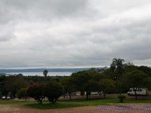 Cathédrale d'Aregua (Paraguay en camping-car)