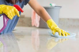 How to clean & care for granite kitchen counter-tops?