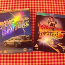 "Mes amours 7.2.2 : ma collection ""Back To The Future"", partie 2/5"