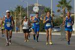 6 ore Capo d'Orlando Running by Night (1^ ed.). Cospicua presenza e ottimi piazzamenti per l'ASD Marathon Monreale