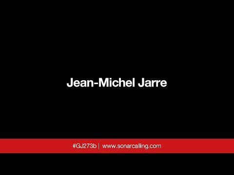 Jean-Michel Jarre envoie la mélodie d'Oxygene 4 dans l'espace