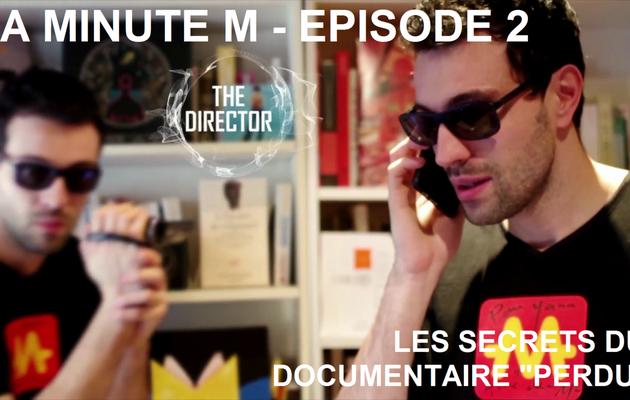 La Minute M - Episode 2 ITW Intégrale (Du Baptême à Je dis Aime - Matthieu Chedid)