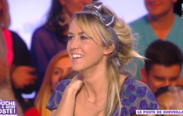 > LIVE > ENORA MALAGRE ce soir sur D8 pour TOUCHE PAS A MON POSTE