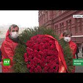 Confinement oblige, les 150 ans de la naissance de Lénine célébrés dans l'intimité à Moscou