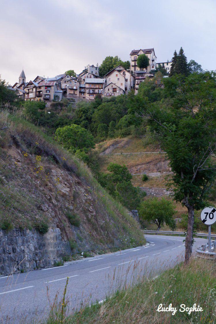 Le joli village perché de Beuil